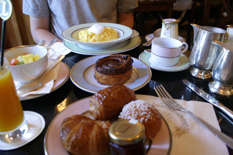 Parisian brunch Laudaree