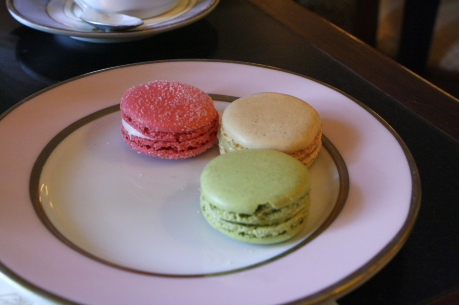 Macaroons Laudaree Paris